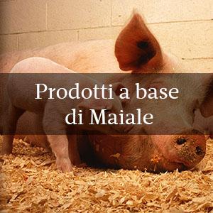 prodotti a base di maiale
